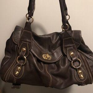 Great leather shoulder bag